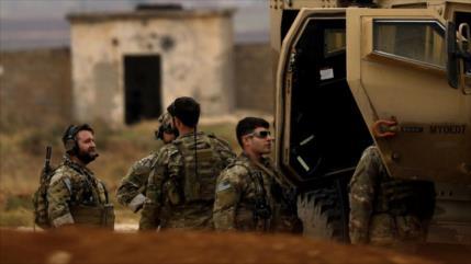 Coalición de EEUU comienza retirada de sus tropas en Siria
