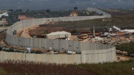 El Líbano demandará a Israel en CSNU por el muro en su frontera