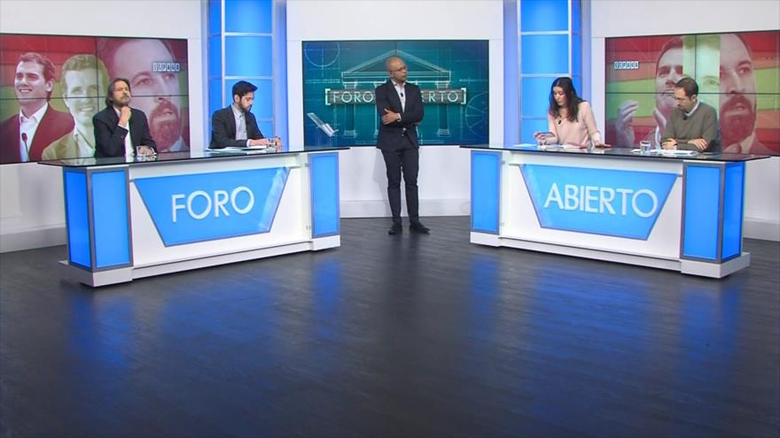 Foro Abierto: España: ¿se radicaliza la derecha?