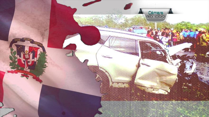 Cámara al Hombro; República Dominicana: Alcohol y combustibles, combinación mortal