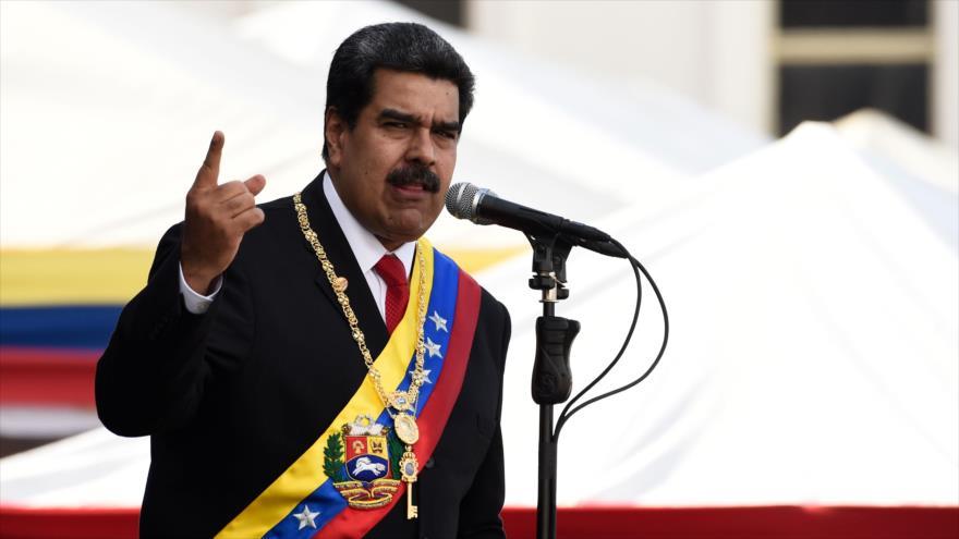'Oposición busca desestabilizar Venezuela con show mediático'