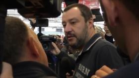 Salvini: Italia mantiene sus puertos cerrados para los migrantes
