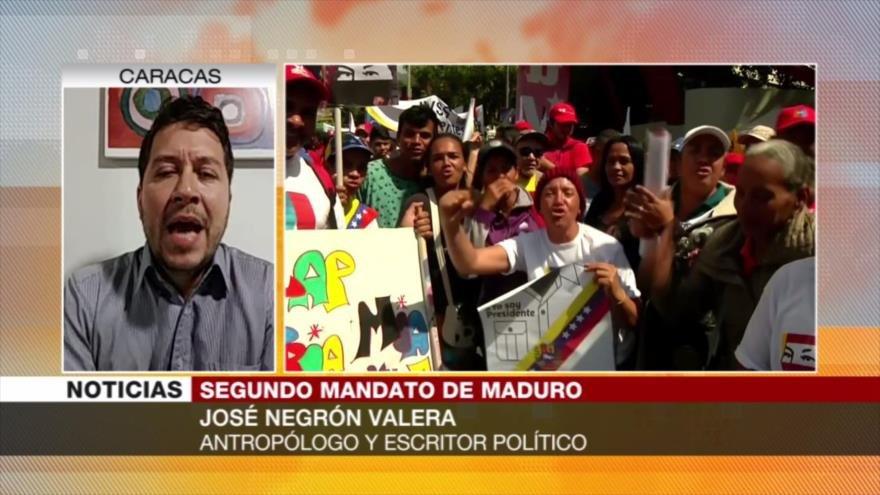 Negrón Valera: EEUU prepara una revolución de colores en Venezuela