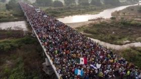 Nueva caravana migrante en Centroamérica saldrá hacia EEUU