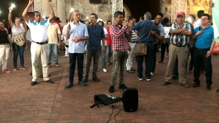 Colombianos piden renuncia de fiscal general por el caso Odebrecht