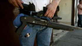 Guatemaltecos se arman porque no confían en las autoridades