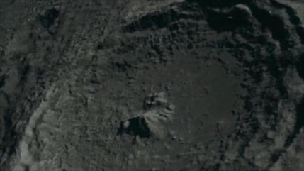 Primeras y únicas imágenes de la cara oculta de la Luna