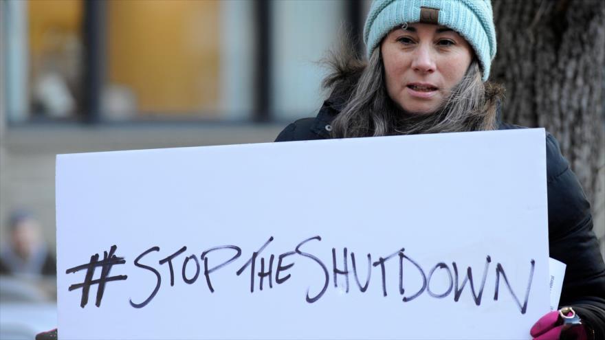 EEUU sufre el mayor cierre del Gobierno de su historia