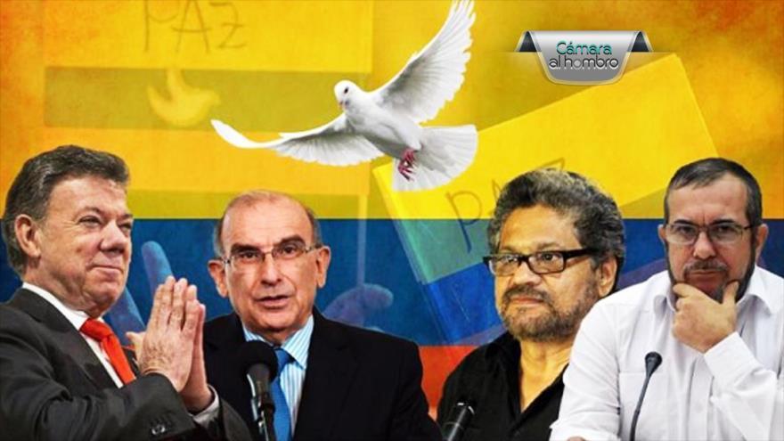 Cámara al Hombro: Colombia, 2 años después del acuerdo de la paz