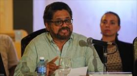 """Exjefe de las FARC dice en un vídeo que el desarme fue un """"error"""""""