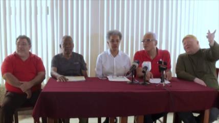 Coordinadora popular anuncia unidad de cara a elecciones en Panamá