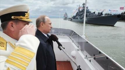 Rusia busca crear base militar en Sudán con miras al mar Rojo