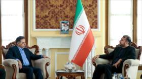 Irán: Políticas injerencistas de EEUU minan la paz en la región