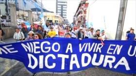 La expulsión de CICIG genera rechazo hacia Jimmy Morales