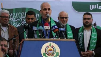 """HAMAS advierte a Israel de no """"jugar con fuego"""" en Gaza"""