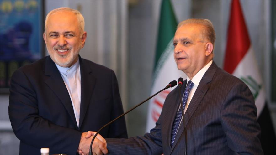 Zarif: Irán e Irak no permitirán que terceros socaven sus vínculos | HISPANTV