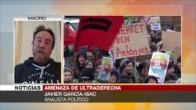 García-Isac: Si Alemania sale de la UE, desaparecerá el bloque