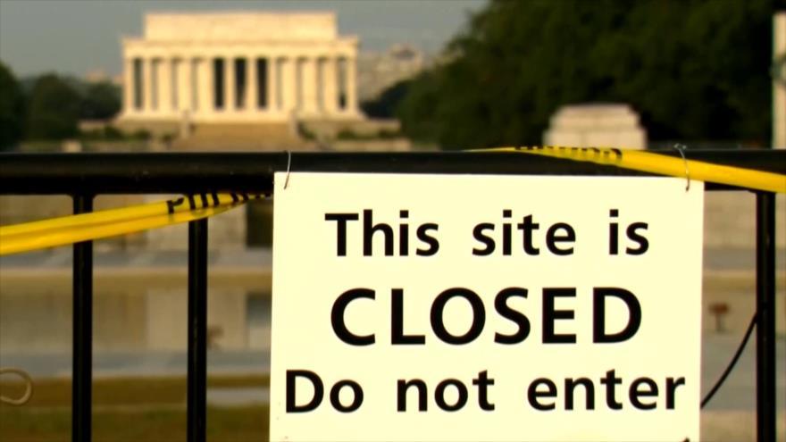 Sigue el cierre del Gobierno de EEUU por muro de Trump