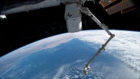 Vídeo: Cápsula Dragón regresa a Tierra con experimentos de la EEI