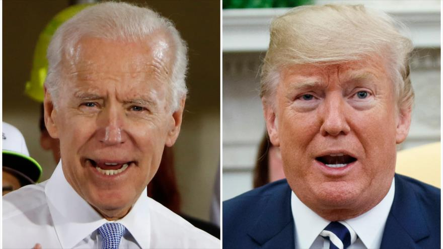 Trump: Obama sacó a Biden del basurero