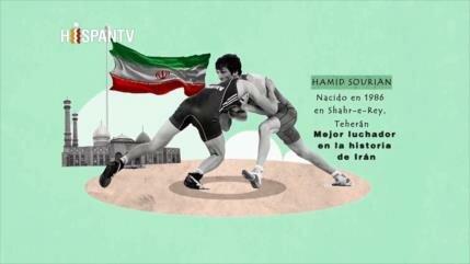 Los Primeros: El mejor luchador en la historia de Irán