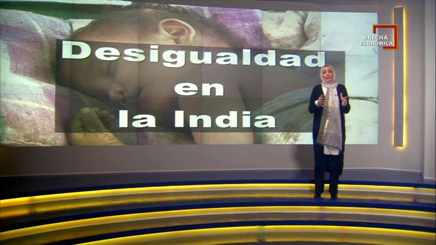 Brecha Económica: La desnutrición infantil en La India