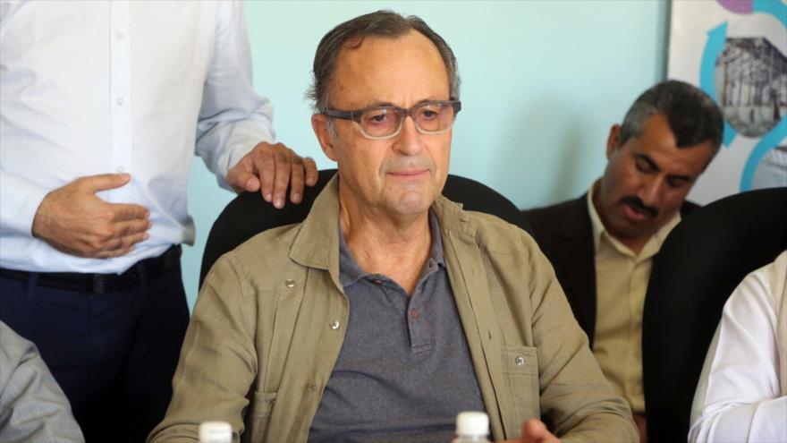 Yemen pide renuncia del jefe observador de la ONU en Al-Hudayda