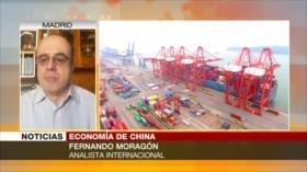 """""""EEUU usa tarifas y sanciones para estrangular economía china"""""""