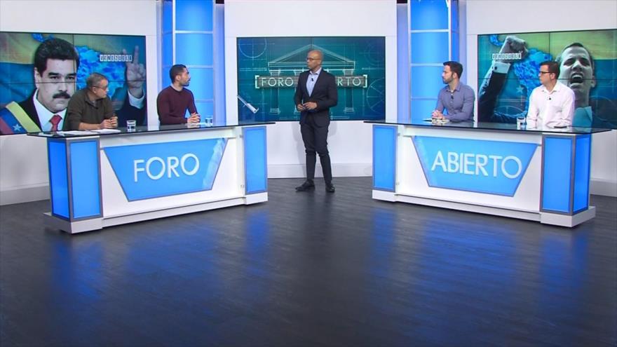 Foro Abierto: Venezuela; Maduro inicia su segundo mandato