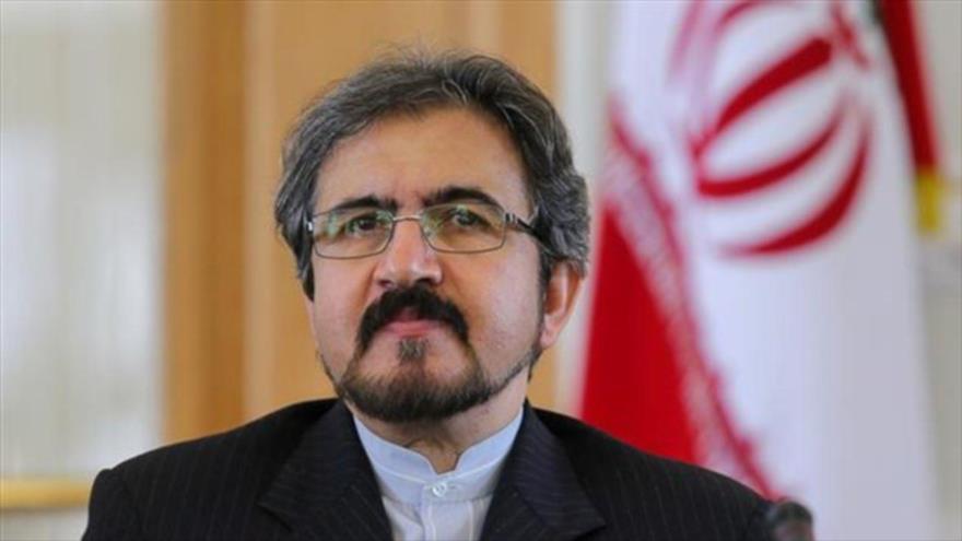 """Irán promete hacer frente al """"belicoso"""" EEUU en Oriente Medio"""