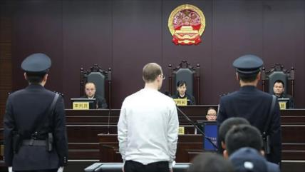 China condena a muerte a un canadiense acusado por narcotráfico