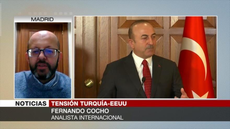 Cocho: Trump busca desviar atención de su gobierno amenazando a Turquía