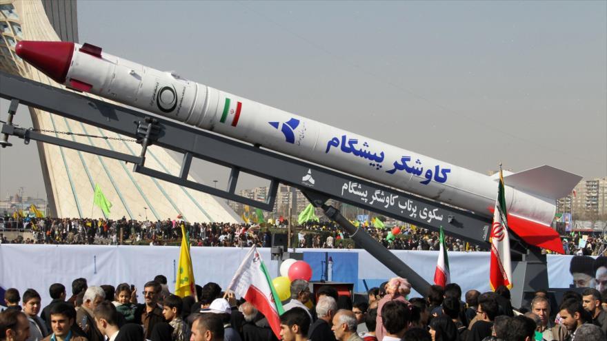 'Irán, único país de la región en fabricar lanzador de satélites'   HISPANTV