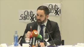 Polémica financiación de Vox por terroristas antiraníes en España