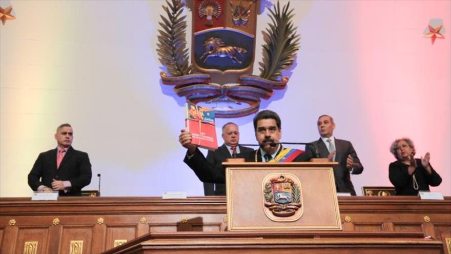 Maduro aumenta el valor del Petro y el salario mínimo en Venezuela | HISPANTV