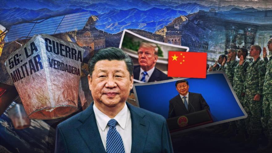 Detrás de la Razón: EEUU y Rusia, perdidos ante China, la guerra militar del 5G