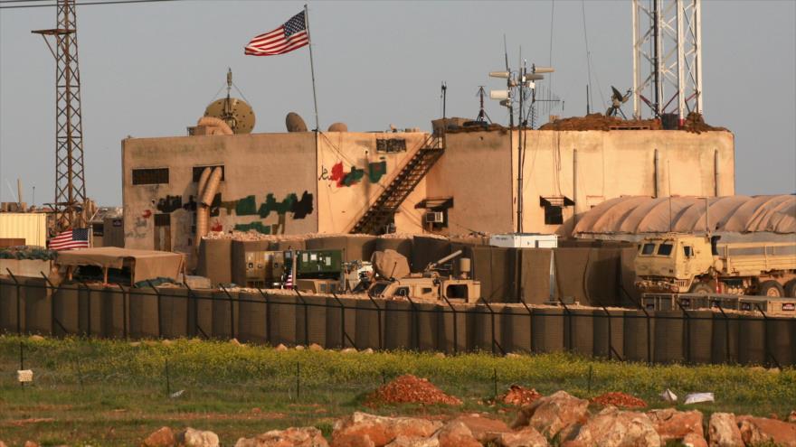 'EEUU no dejará bases en Siria para evitar tensión con Rusia y Turquía'
