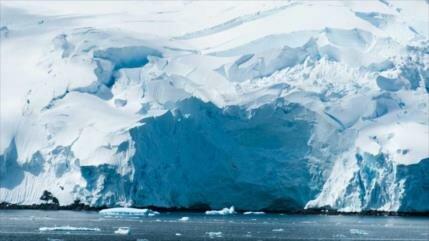 Calentamiento provoca deshielo acelerado de la Antártida