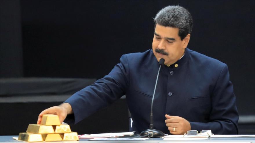 Venezuela firmará acuerdo con Turquía para refinar toneladas de oro