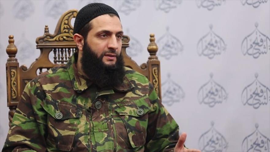 Líder del Frente Al-Nusra apoya ofensiva turca en Siria