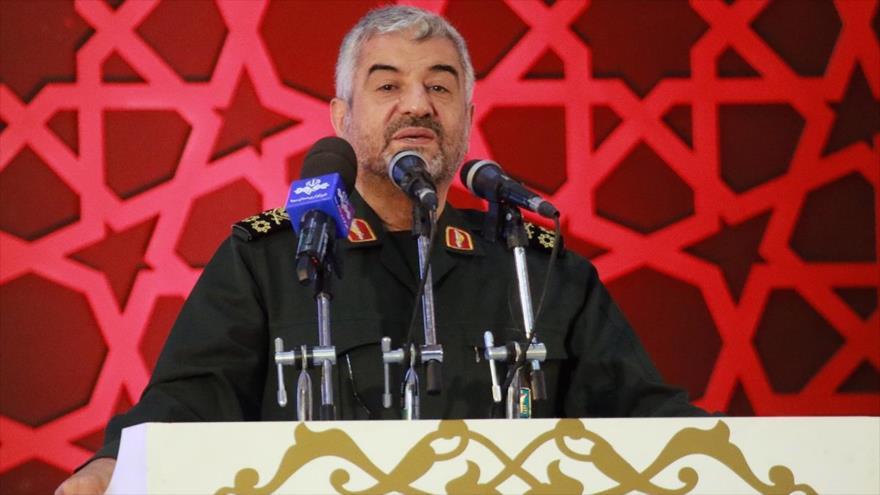 'Cuerpo de Guardianes ha blindado la seguridad de la frontera de Irán'