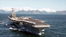 EEUU envía buque de guerra al Ártico para hacer frente a Rusia