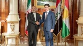'Kurdos iraquíes nunca olvidarán apoyo de Irán ante Daesh'