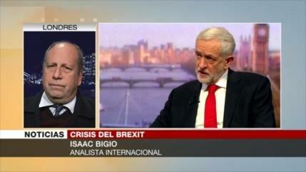 Bigio: Es más probable que el plan de Theresa May sea derrotado