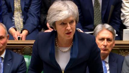Fracasa el plan del Reino Unido para salir de la Unión Europea