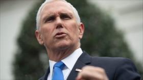 "Mike Pence expresa ""firme apoyo"" de EEUU a AN venezolana"