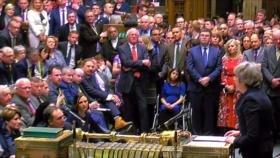 Fracaso de Brexit. Abás asume jefatura de G77. Maduro y oposición