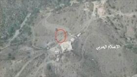 Vídeo: Drones yemeníes destruyen centro militar saudí en Jizan