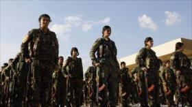Kurdos rechazan zona de seguridad controlada por Turquía en Siria