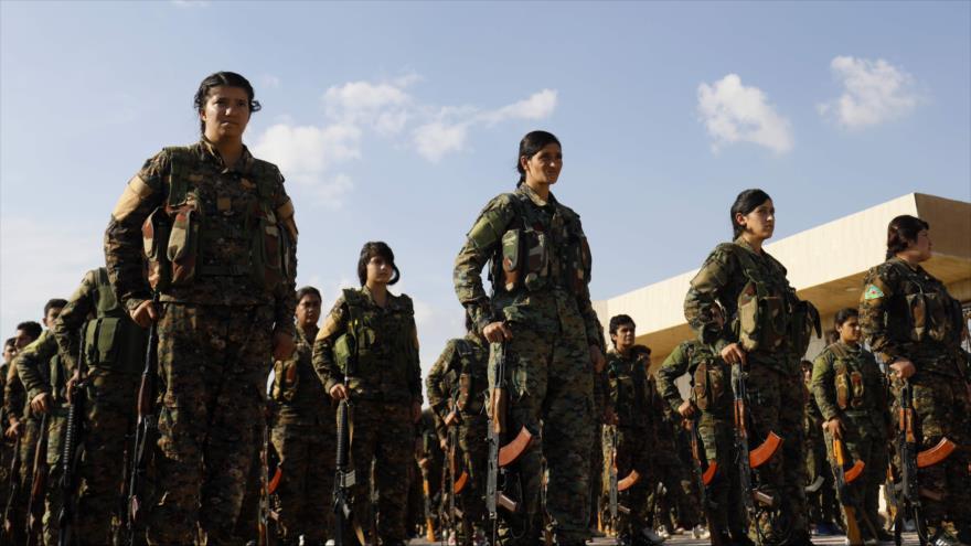 Kurdos rechazan una zona de seguridad controlada por Turquía en Siria